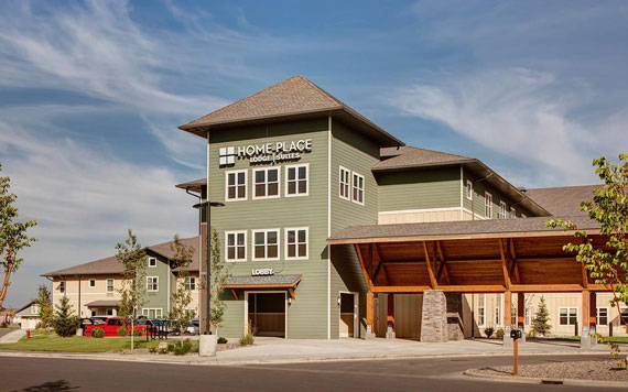 Home Place Lodge and Suites Williston