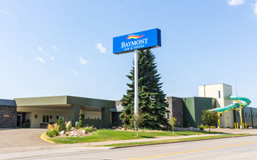 Baymont Inn and Suites Mandan